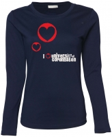 Love U Women's Long Sleeve T-Shirt