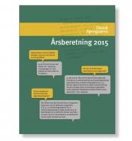 Årsberetning 2015
