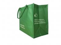 Indkøbsnet PET - lavet af genbrugte plastikflasker