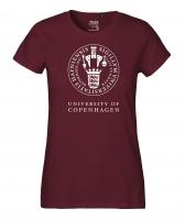 Konge-T-shirt Økologisk - Dame