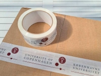 Package tape with UCPH logo- 36 pcs.